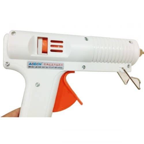 Клеевой термопистолет с регулировкой температуры для рукоделия скрапбукинг