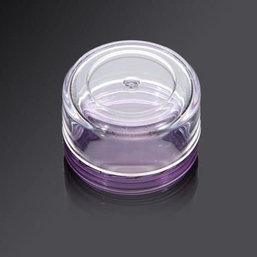Контейнер-баночка для хранения крема, бисера, страз, теней, блесток