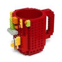 Кружка из конструктора ЛЕГО (LEGO)
