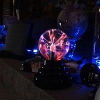 Магический плазменный Шар Тесла с молниями USB светильник Plasma Ball