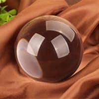 Магический прозрачный стеклянный шар 6 см Magic Ball