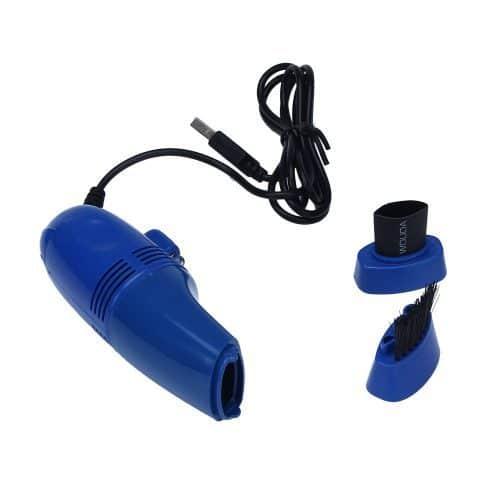 Мини-пылесос для чистки клавиатуры от USB