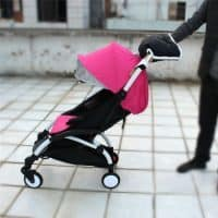 Муфта-варежки для рук на детскую коляску