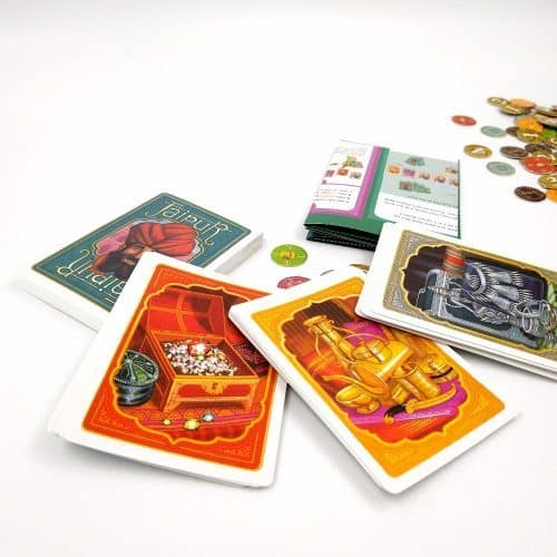 Настольная карточная игра Джайпур (Jaipur)