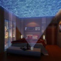 Ночник-проектор океана Морские волны Daren Waves