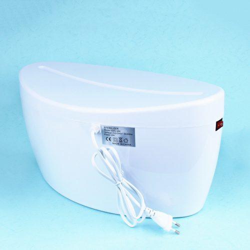 Однокамерный ультрафиолетовый (УФ) стерилизатор для маникюрных инструментов Germix