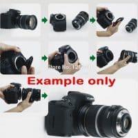 Реверсивный адаптер-кольцо для объектива для макросъемки Canon