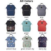 Топ 10 самых популярных рюкзаков для мам с Алиэкспресс - место 9 - фото 3