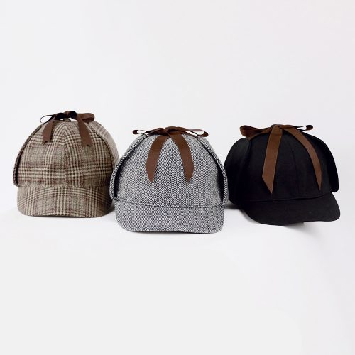 Шляпа Шерлока Холмса, шляпа охотников за оленями (Deerstalker Hat)
