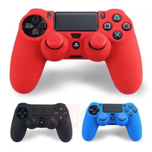 Силиконовый чехол для геймпада джойстика PlayStation 4 (PS4)