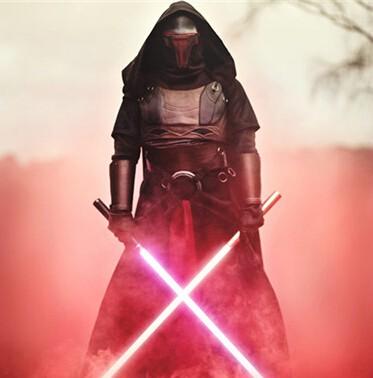 Световой меч джедая, Дарт Вейдера из Звездных Войн (Star Wars) – 2 шт.
