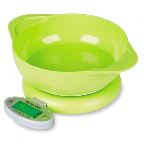 Весы бытовые кухонные электронные цифровые с чашей и без