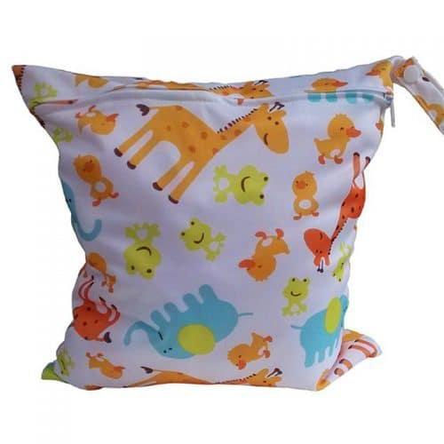 Водонепроницаемый мешок-сумка для мокрых вещей, памперсов, для туризма