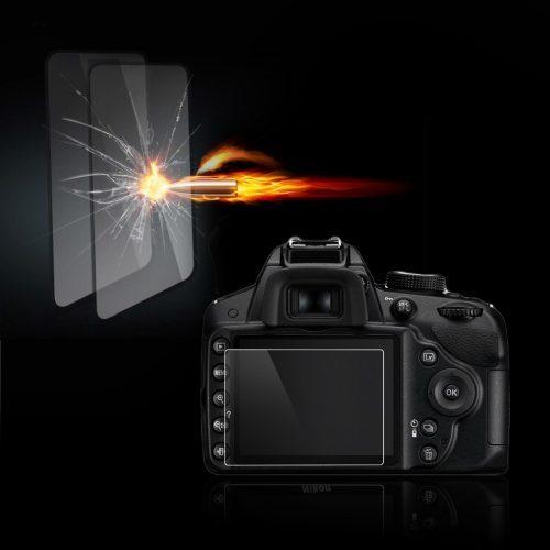 Защита экрана, защитное закаленное стекло для фотоаппарата Nikon D3100/D3200/D3300