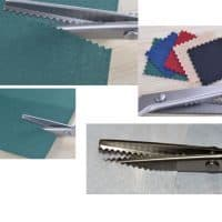 Фигурные портновские ножницы из нержавеющей стали зигзаг для ткани