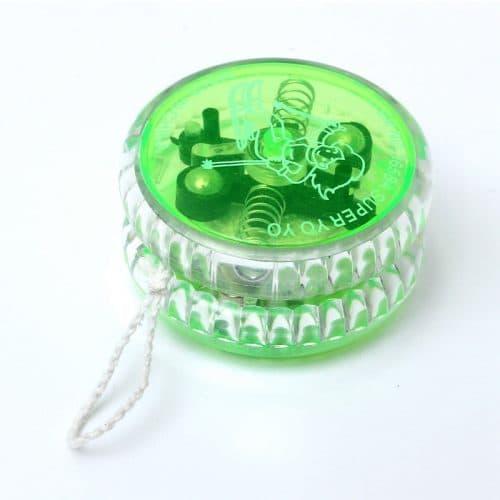 Йо-Йо (Yo-Yo) светящаяся детская игрушка с подсветкой
