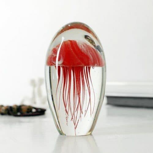Медуза в стекле