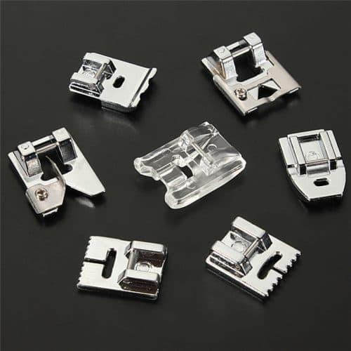 Набор универсальных швейных лапок 32 шт для Janome, Brother и др.