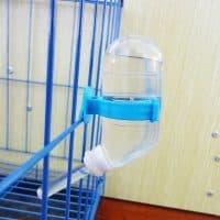 Ниппельная поилка-бутылка для грызунов