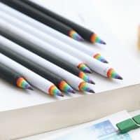 Радужные карандаши (в наборе 5 шт.)