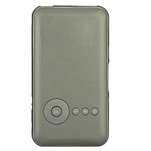 Цифровой портативный карманный мини проектор Winata LED WiFi светодиодный беспроводной для смартфона