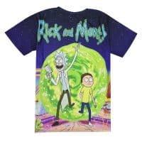 Подборка товаров по мультсериалу Рик и Морти (Rick and Morty) - место 14 - фото 5