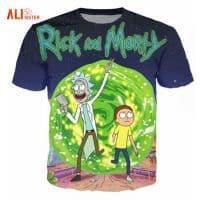 Подборка товаров по мультсериалу Рик и Морти (Rick and Morty) - место 14 - фото 1