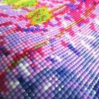 Алмазная вышивка-мозаика Тигры