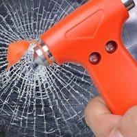 Аварийный молоток для разбивания стекла