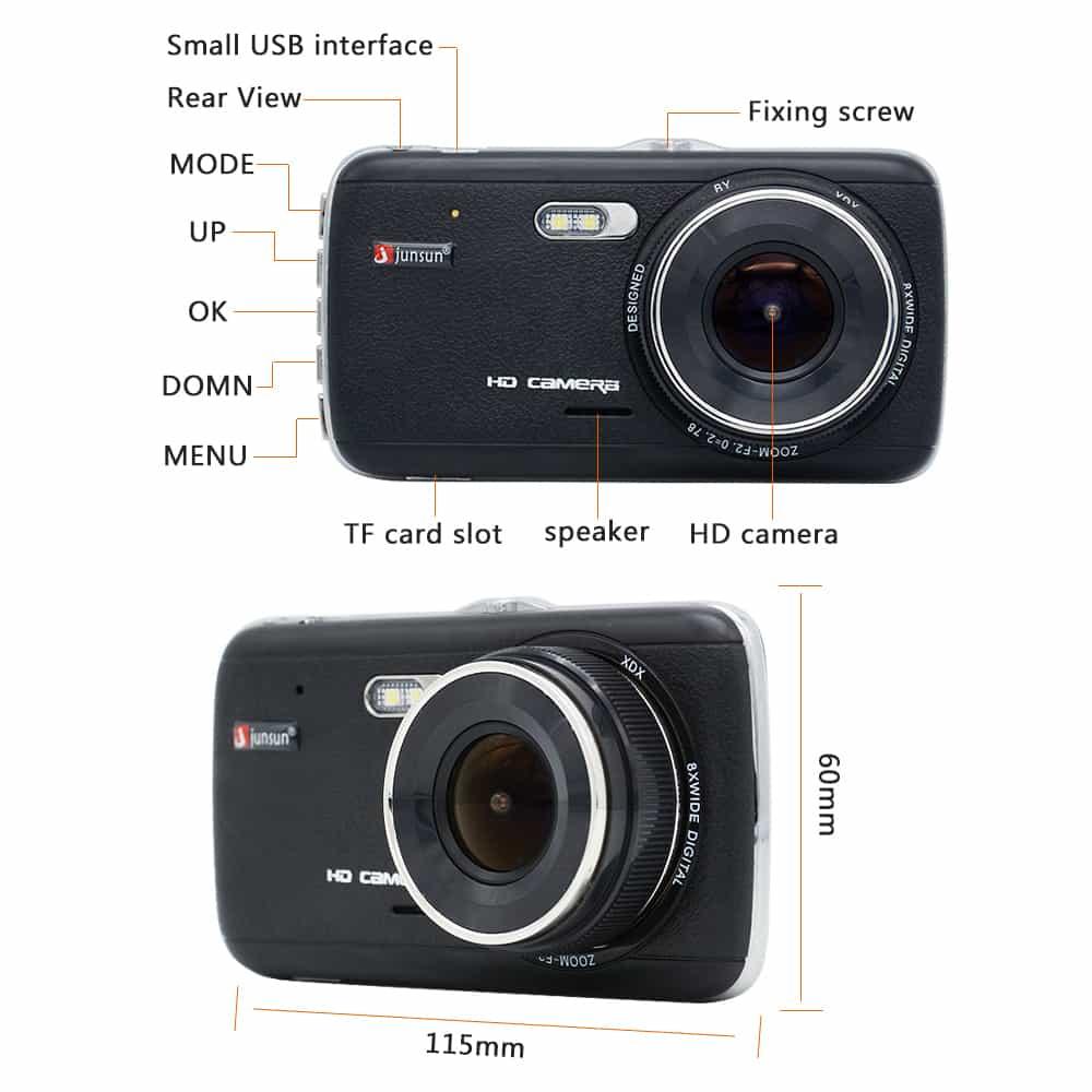 Какой фирмы купить видеорегистратор автомобильный