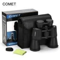 Бинокль водонепроницаемый портативный COMET 20X50 HD