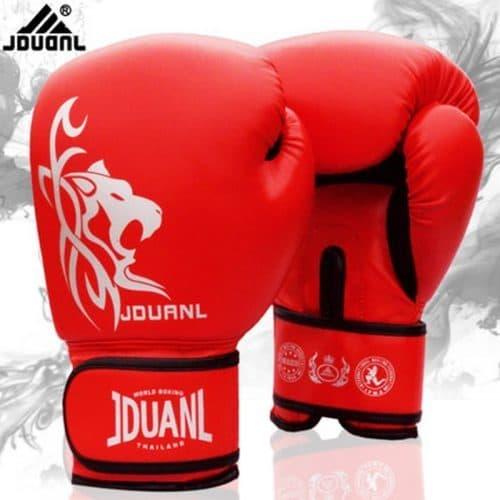 Боксерские перчатки 10 унций Jduanl