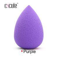 Бьюти блендер (beauty blender) косметический спонж-губка в форме капельки или яйца для нанесения макияжа Cocute