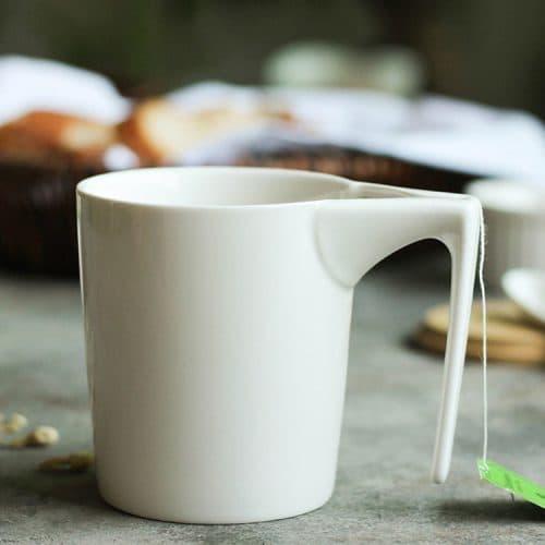 Чашка-кружка, которая выжимает чайные пакетики