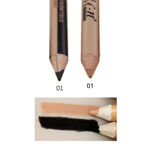 Двусторонний карандаш для бровей 2 в 1