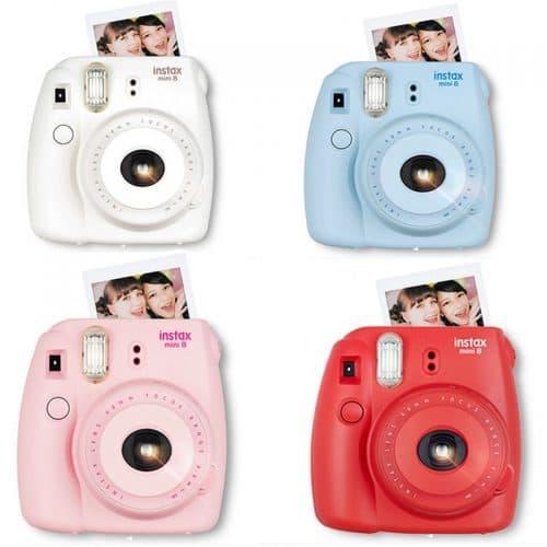 Fujifilm Fuji Instax Mini 8 фотоаппарат мгновенной фотографии (моментальной печати)