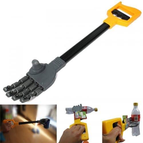 Игрушка пластиковая рука-клешня робота для захвата