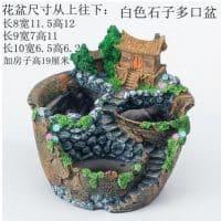 Кашпо-горшок для комнатных цветов, растений