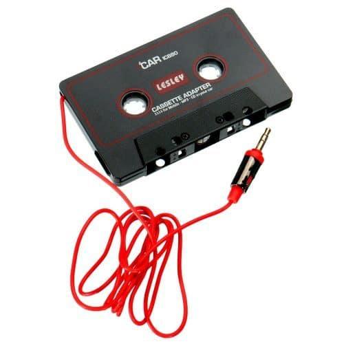 Кассетный адаптер AUX для автомагнитолы