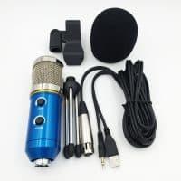 Конденсаторный USB микрофон MK-F200fL