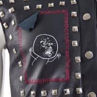 Кожаный жилет Ренча из Watch Dogs 2