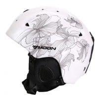Легкий шлем для сноуборда и горных лыж Moon
