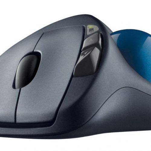 Logitech M570 Wireless Trackball беспроводная компьютерная мышь трекбол