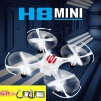 Мини квадрокоптер JJRC H8 mini, 2.4 ГГц, 4CH