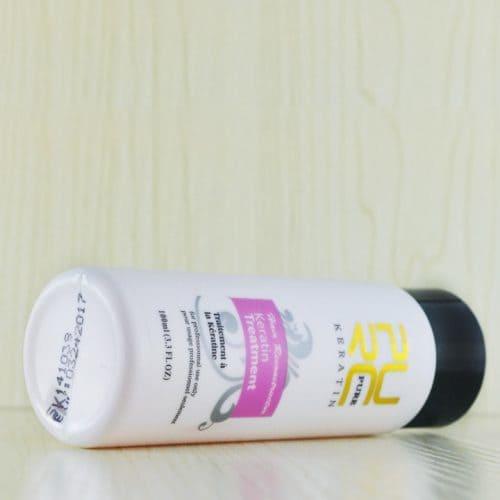 Набор для кератинового выпрямления волос в домашних условиях PURC