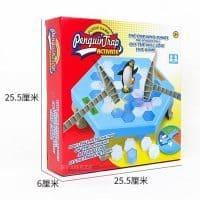Настольная игра Пингвин на льду (Не урони пингвина)
