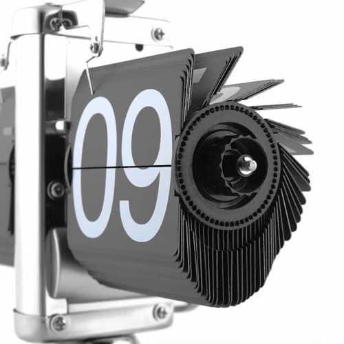 Настольные ретро флип-часы с перекидным циферблатом