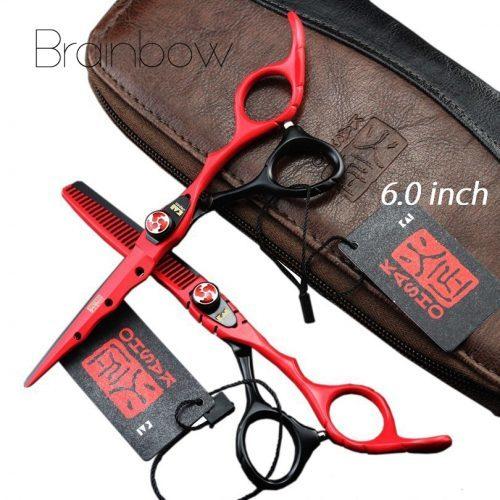 Парикмахерские профессиональные ножницы 6.0″ в наборе 2 шт.