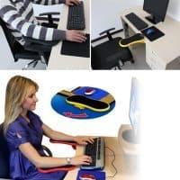 Подлокотник подставка под руку для работы за компьютером
