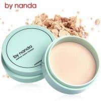 Рассыпчатая осветляющая водостойкая пудра-порошок для лица 3.5 гр By Nanda